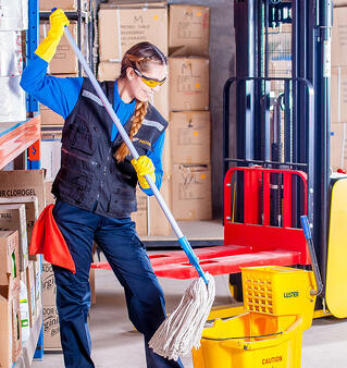 JANITORIAL WORKER