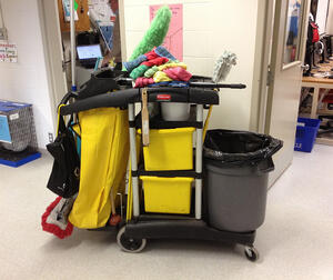 JANITORIAL SERVICES/MACHINE CLEANER