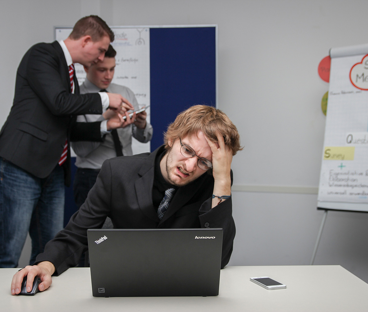 Are unhappy with your job?