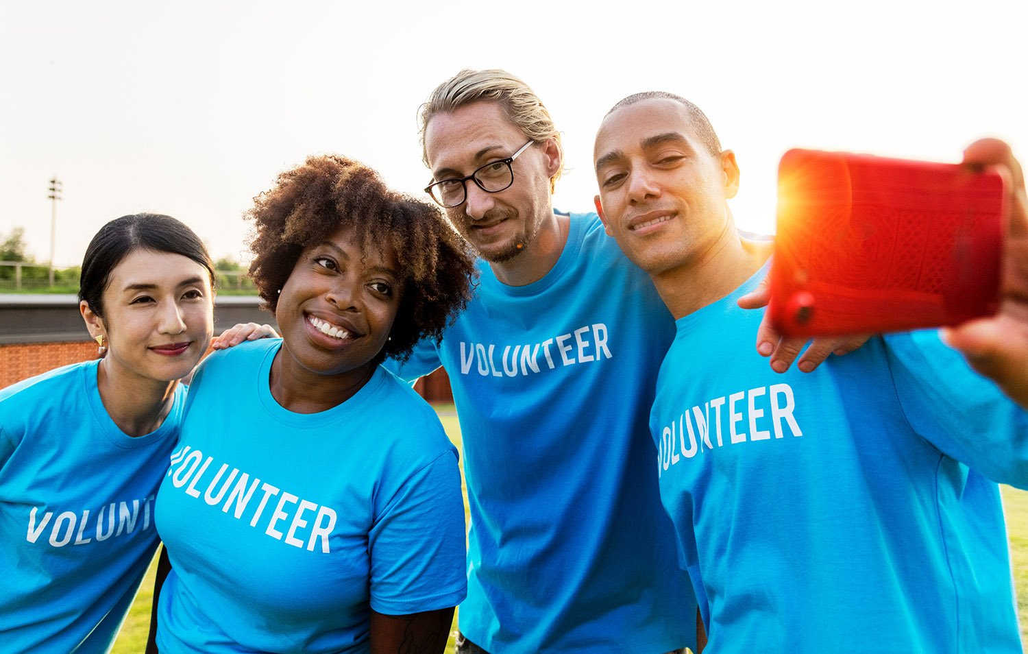 Volunteering can help establish a career